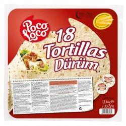"""Tortillas  """"Poco Loco"""""""