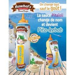 Pita-Kebab Nawhal's 950ML