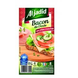 """Tranche de Bacon de Dinde """"AVS"""" 120G"""
