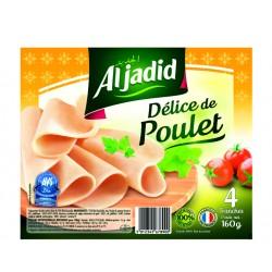 """Tranche de Poulet """"AVS"""" 160g"""