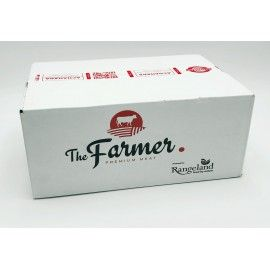 "STEAK HACHE 100 % "" THE FARMER "" 45 G COLIS 150 PCS"
