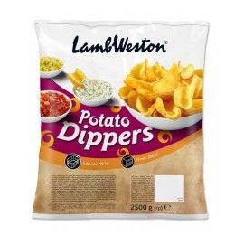 "Frite Dippers ""Lambweston"" 2.5Kg"