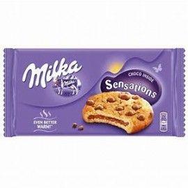 Cookies Milka Coeur choco fondant