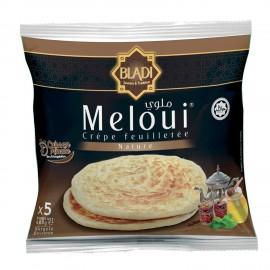 Crêpes feuilletées Méloui - BLADI