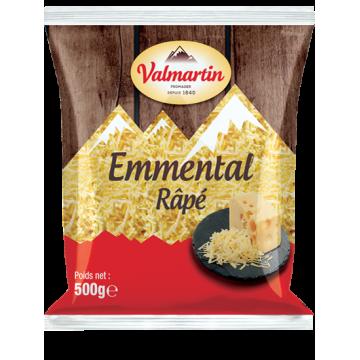 Emmental râpé - Valmartin