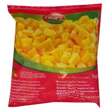 Ananas en morceaux - Crop's