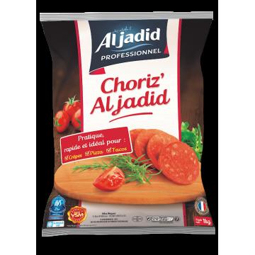 """Chorizo en Tranche """"AVS"""" 1Kg"""