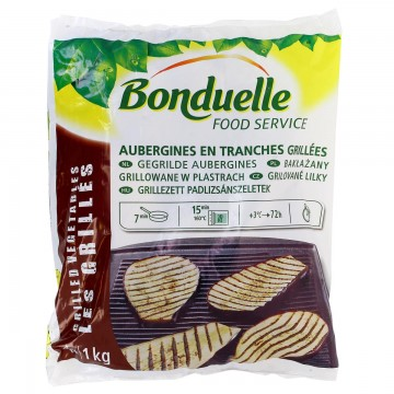 Aubergine grillée - Bonduelle