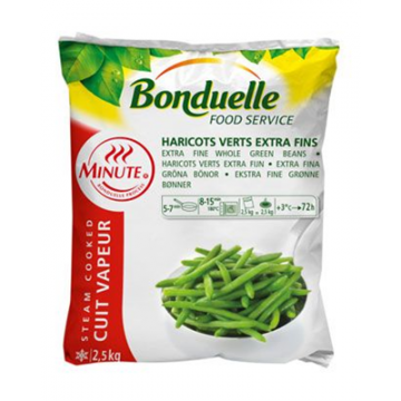 Haricot verts extra fin 2.5...