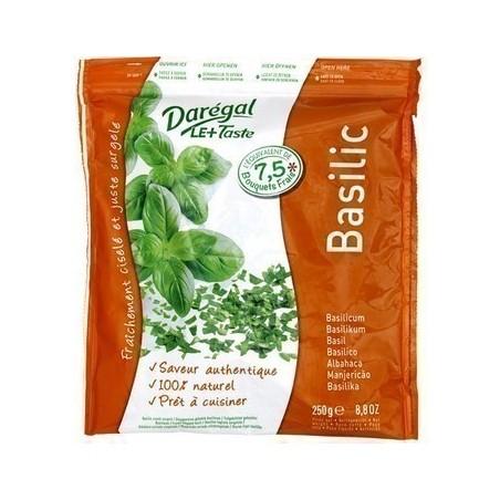 Sachet de basilic 250 g - Darégal