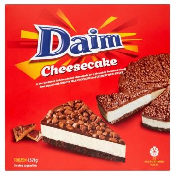 Cheesecake - Daim