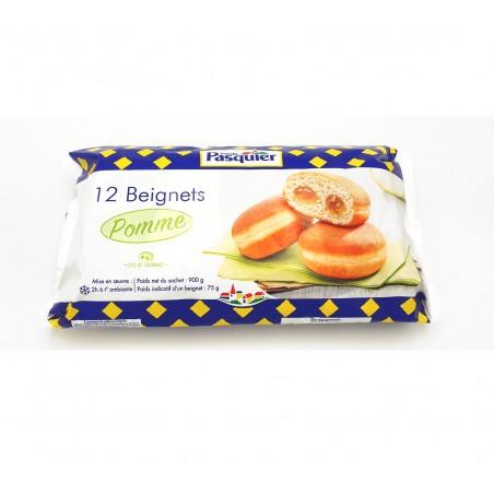 Beignets à la pomme sans huile de palme - Brioche Pasquier