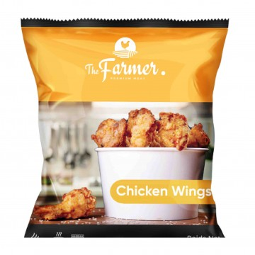 "CHICKEN WINGS  "" THE FARMER  "" ACHAHADA SACHET 800 G"