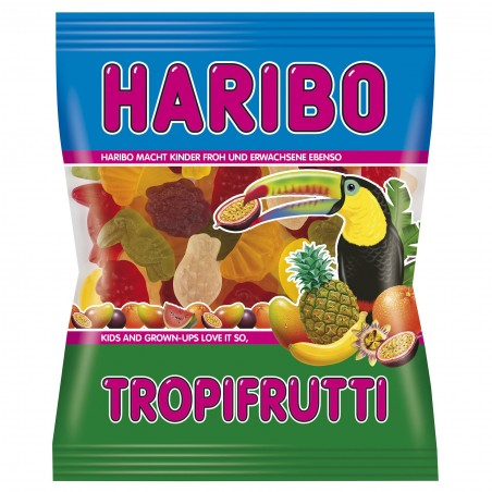 "BONBON TROPICAL ""HARIBO"" 100G"