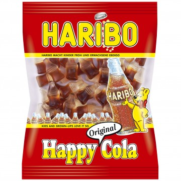 "BONBON HAPPY COLA ""HARIBO""..."